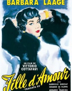 Fille d'amour - Vittorio Cottafavi - critique