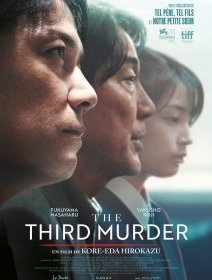 The third murder - le test DVD
