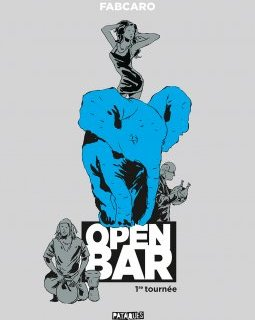 Open Bar . 1re tournée - La chronique BD