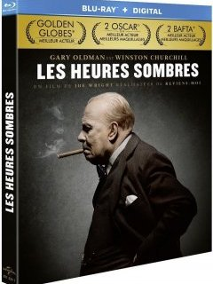 Les Heures Sombres – le test blu-ray