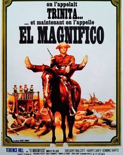 Et maintenant on l'appelle El Magnifico - la critique + test DVD