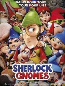 Sherlock Gnomes - la critique du film