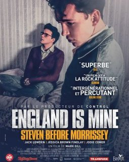 England is Mine - la critique du biopic sur Morrissey