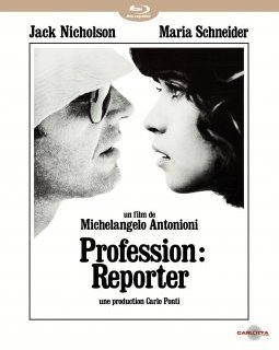 Profession : reporter - la critique + test blu-ray Ultra Collector
