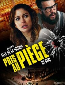 Pris au piège (El bar) - la critique du film + le test blu-ray