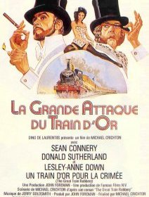 La grande attaque du train d'or - la critique du film + le test Blu-ray