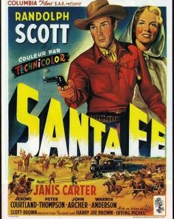 Santa Fe - la critique du film + le test DVD