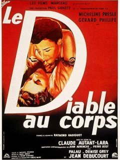 Le diable au corps - la critique