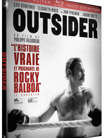Outsider : le test blu-ray