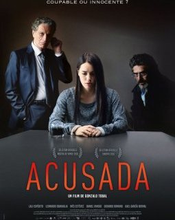Acusada - Gonzalo Tobal - critique