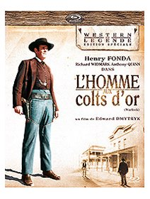 L'homme aux colts d'or - le test blu-ray