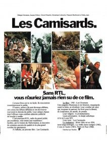 Les Camisards - la critique du film