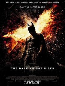 The Dark Knight Rises - la critique...