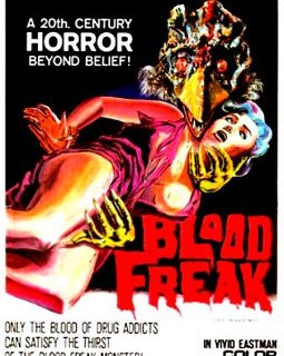 Blood Freak - la critique du film