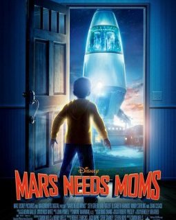 Milo sur Mars (Mars Needs Moms) : flop intersidéral !