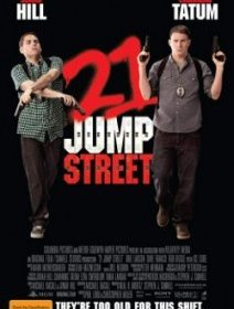 21 Jump street - trois posters