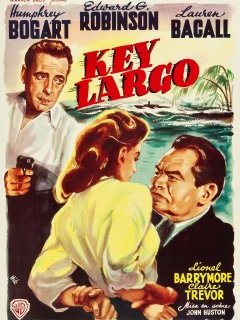 Key Largo - John Huston - critique