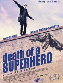 Death of a superhero - la bande-annonce