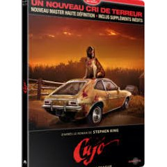 Cujo - La chronique Blu-ray Disc Steelbook