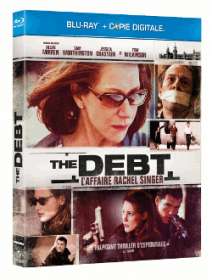 The Debt, l'affaire Rachel Singer - le DVD