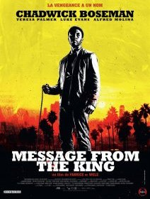 Message from the King - la critique du film + test DVD