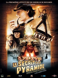 Le secret de la pyramide - Barry Levinson - critique