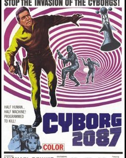 Cyborg 2087 - la critique du film et le test DVD