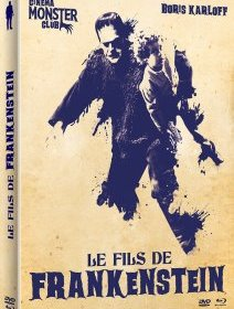 Collection Cinéma Monster Club : Frankenstein – critique + test DVD et blu-ray
