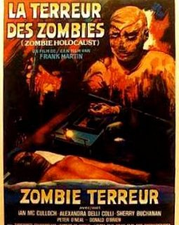Zombi Holocaust : la terreur des zombies - la critique du film