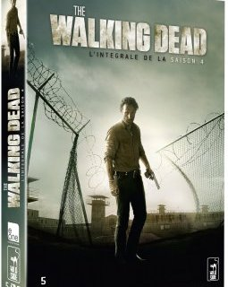 The Walking Dead saison 4 - la critique + test DVD