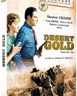 Desert gold - la critique du film + le test DVD