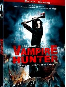 Abraham Lincoln, Vampire Hunter - le test blu-ray
