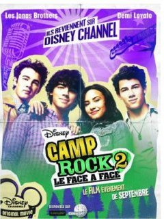 Camp rock 2 : it's on ! - les coulisses