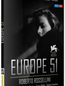 Europe 51 - Roberto Rossellini - critique & Test DVD Blu-ray