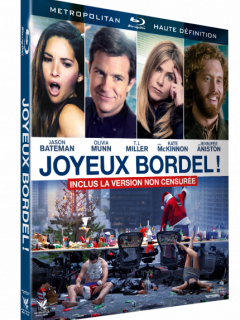 Joyeux Bordel - le test blu-ray