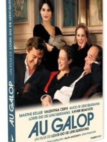 Au galop - le test DVD