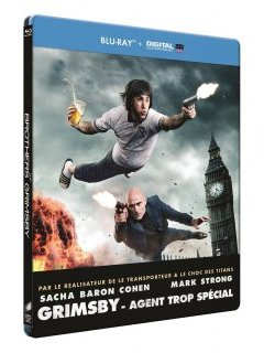 Grimsby - agent trop spécial - le test Blu-ray