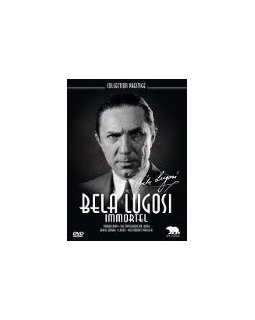 Bela Lugosi immortel - le test du coffret DVD