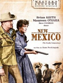 New Mexico - la critique du film et le test DVD