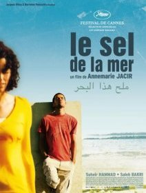 Le sel de la mer - la critique + test DVD