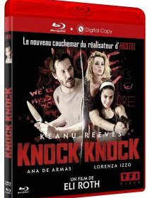 Knock Knock - le test Blu-Ray