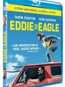 Eddie The Eagle - le test blu-ray