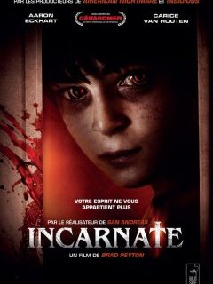 Incarnate - la critique du film + le test blu-ray