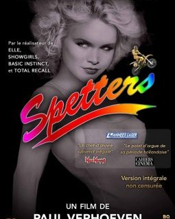 Spetters - la critique + le test DVD