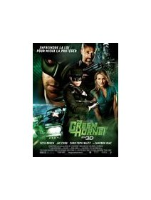 The Green Hornet - les visuels
