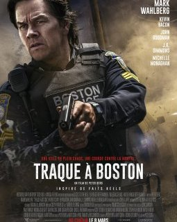 Traque à Boston : nouvelle affiche