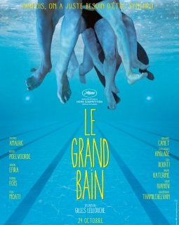 Premier Jour France : Le Grand Bain fête Halloween