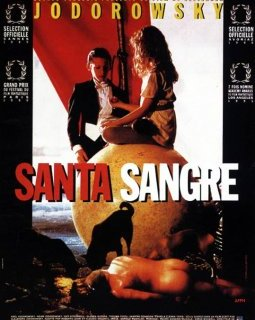 Santa sangre - La critique + Test DVD