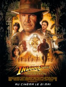 Indiana Jones et le royaume du crâne de cristal - La critique + DVD Test