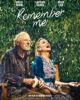 Remember me - Martin Rosete - la critique